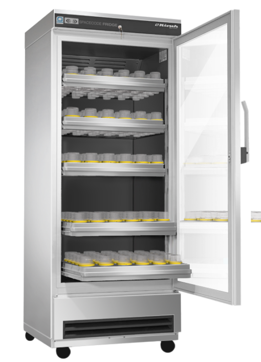 Spacecode Fridge RFID enabled for inventory management and track-and-trace of specimens