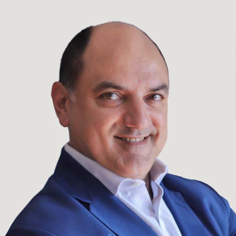 George Marakis, Global Sales Director, Spacecode Management
